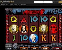 Machine à sous Hellboy de Microgaming débarque sur Casino Extra