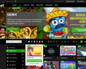 Mister Xbet Casino ou MrXbet dispose de 7 logiciels live
