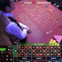 Roulette en ligne Authentic Gaming