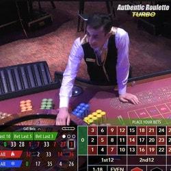 2 roulettes online du Casino International de Géorgie