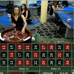 Tournois Progressifs avec croupiers en direct sur Fairway Casino
