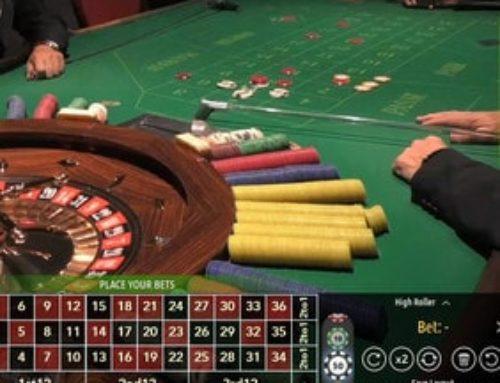 Six logiciels live sur Lucky31 Casino