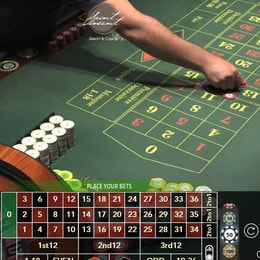 Roulette Original du Casino Saint Vincent