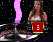Roulette Immersive d'Evolution gaming sur Oscar Bianca Casino