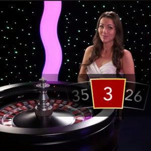 Roulette Immersive est une des tables avec croupiers en direct d'Oscar Bianca Casino