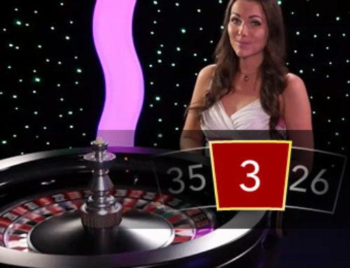 Tables avec croupiers en direct d'Oscar Bianca Casino