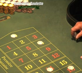 Roulette Professional du Casino Saint Vincent