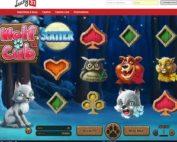La machine à sous Wolf Cub de NetEnt disponible sur Lucky31 Casino