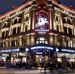Roulette en ligne Hippodrome Casino de Londres sur Lucky31