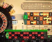 Tables avec croupiers en direct Evolution Gaming sur Cresus Casino