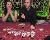 Blackjack Party est la meilleure table de blackjack en ligne