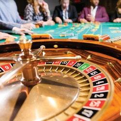 Roulette du Casino Saint Vincent en Italie