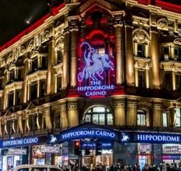 Hippodrome Casino Londres : Etablissement de jeu terrestre accessibles aux internautes