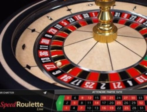 Speed Roulette sur Lucky31 Casino
