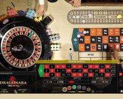Live roulette en direct du Dragonara Casino de Malte
