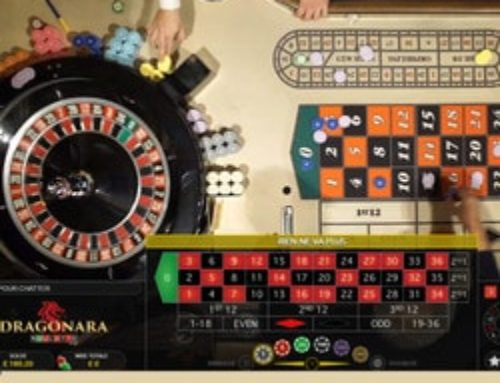 Roulettes Evolution Gaming en direct de casinos terrestres
