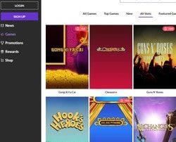 Tables avec croupiers en direct d'Evolution Gaming au casino en ligne d'Hard Rock Atlantic City