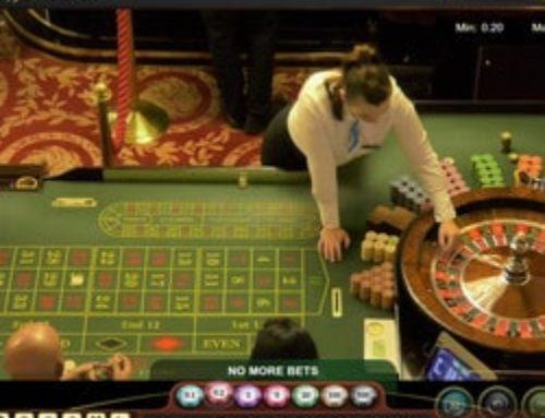 Jouer à la roulette en direct du Palace Casino sur Casino Extra