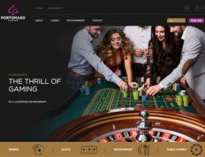 Portomaso Casino dans le quartier de Paceville a Malte