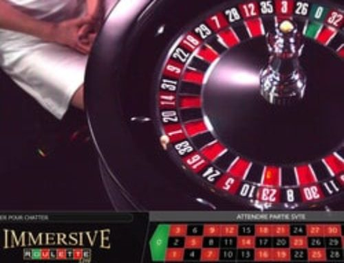 Top 3 live casinos avec Immersive Roulette