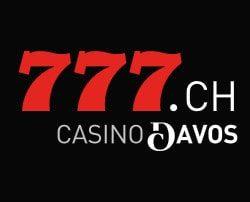 Casino777 est un casino en ligne légal en Suisse