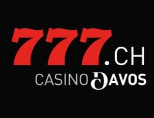 Le casino en ligne Casino777 est légal en Suisse via sa licence CFMJ