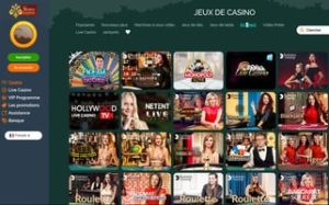 Casino en live Montecryptos