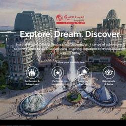 Vol de jetons par un croupier aux tables de jeux du Resorts World Sentosa