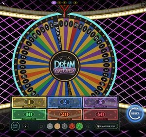 Roue de la Fortune First Person Dream Catcher