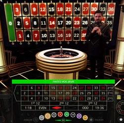 La Lightning Roulette est le jeu le plus populaire d'Evolution Gaming