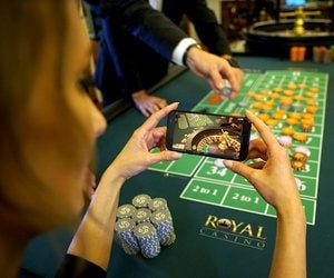 Roulette du Royal Casino Aarhus accessible sur Mobile