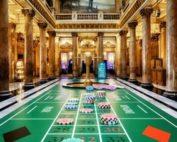 Roulette de l'Atrium du Casino Monte-Carlo de Monaco