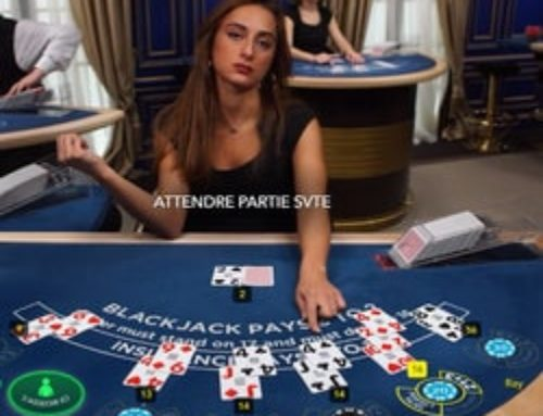 Jeux avec croupiers en direct du casino bitcoin FortuneJack