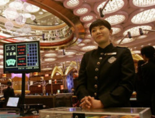 Inquiétude des croupiers de casinos de Macao face aux radiations
