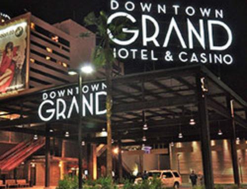 Fin des travaux pour la nouvelle tour du Downtown Grand Hotel & Casino de Las Vegas