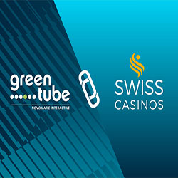 Accord Greentube et Swiss Casinos