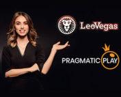 Deutsches Live Roulette lancée par Pragmatic Play sur LeoVegas