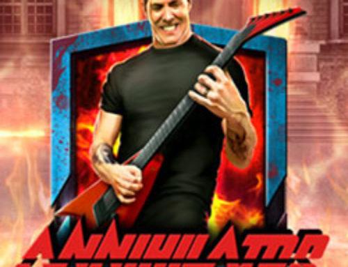 Découvrez la machine à sous inspirée du groupe Annihilator sur le casino en ligne MrXbet