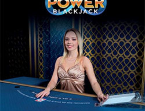 Retrouvez le jeu live Power Blackjack sur le casino en ligne Dublinbet