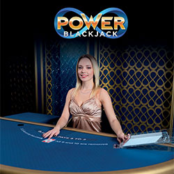 Power Blackjack sur Dublinbet