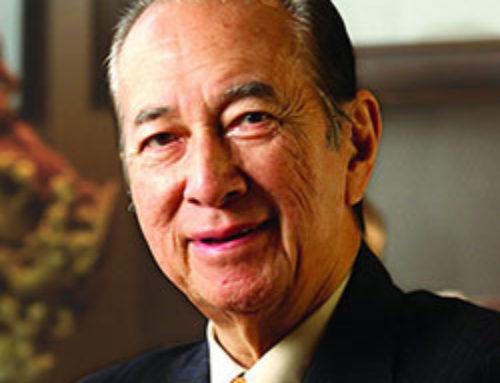 Le magnat des casinos de Macao Stanley Ho vient de mourir