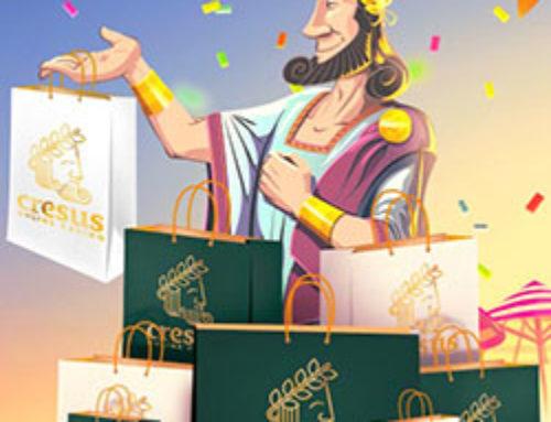 Des offres quotidiennes lors des Soldes d'été de Cresus Casino