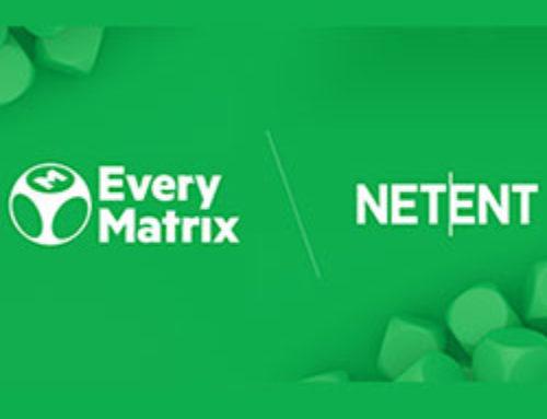 Partenariat entre Netent Live et EveryMatrix