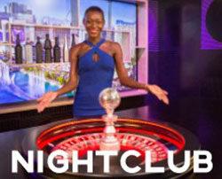 Nightclub Roulette sur Lucky31