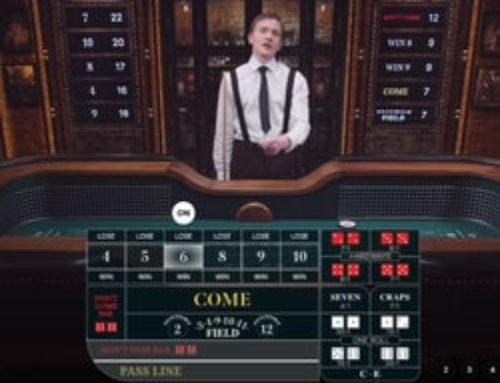 Sélection de casinos en ligne proposant Craps Live