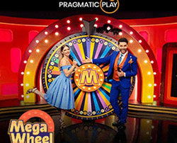 Mega Wheel de Pragmatic Play