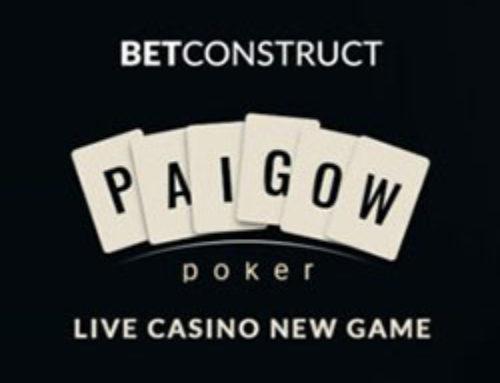 Betconstruct va proposer du Pai Gow Poker live