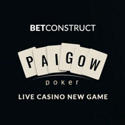 Pai Gow Poker de Betconstruct