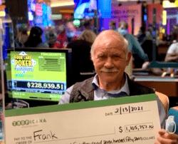 un joueur donne 50000 dollars au personnel du Tropicana Casino d'Atlantic City